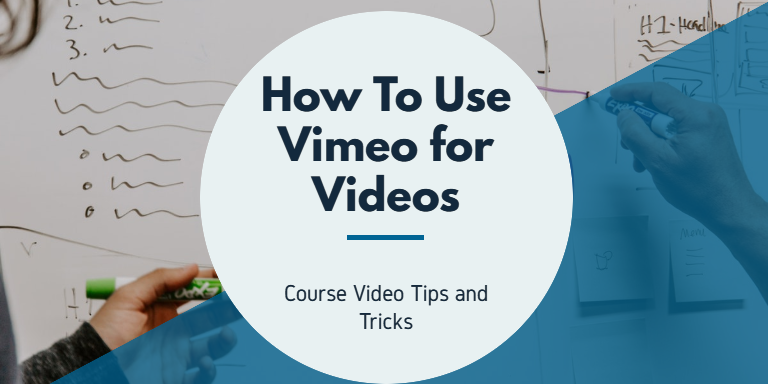 How To Use Vimeo