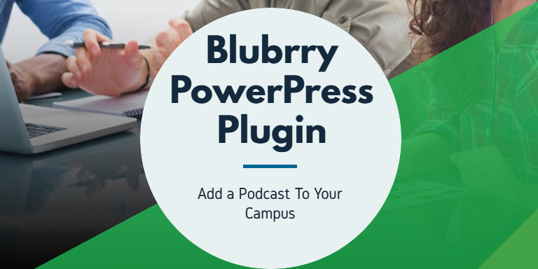 How To Use the blubrry plugin