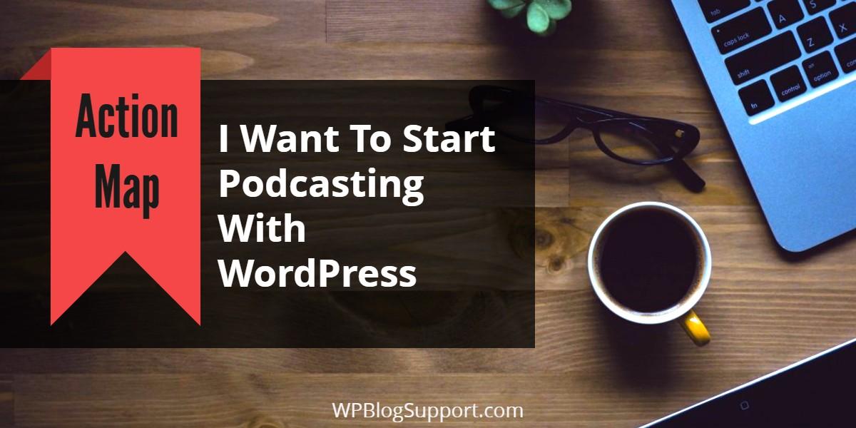 Start Podcasting -