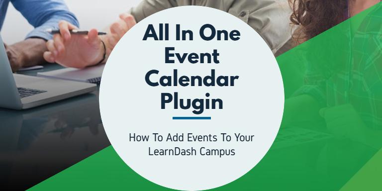 All In One Event Calendar Plugin