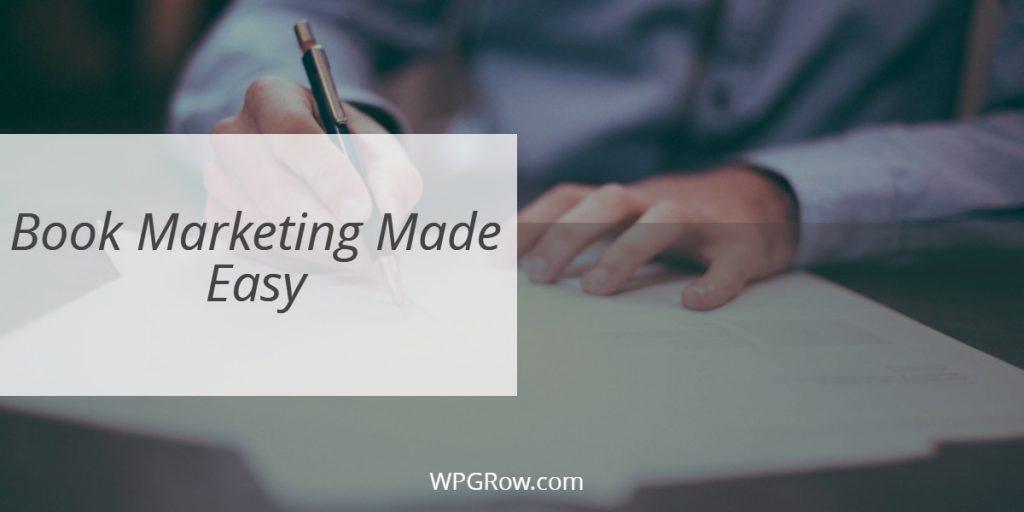 Book Marketing Made Easy -