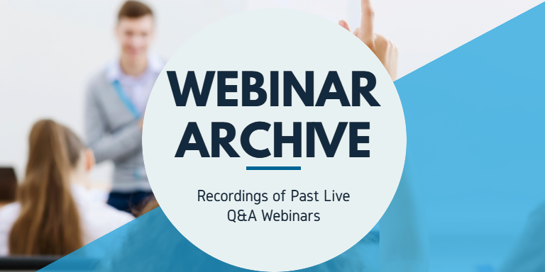 LearnDash Webinar Archive