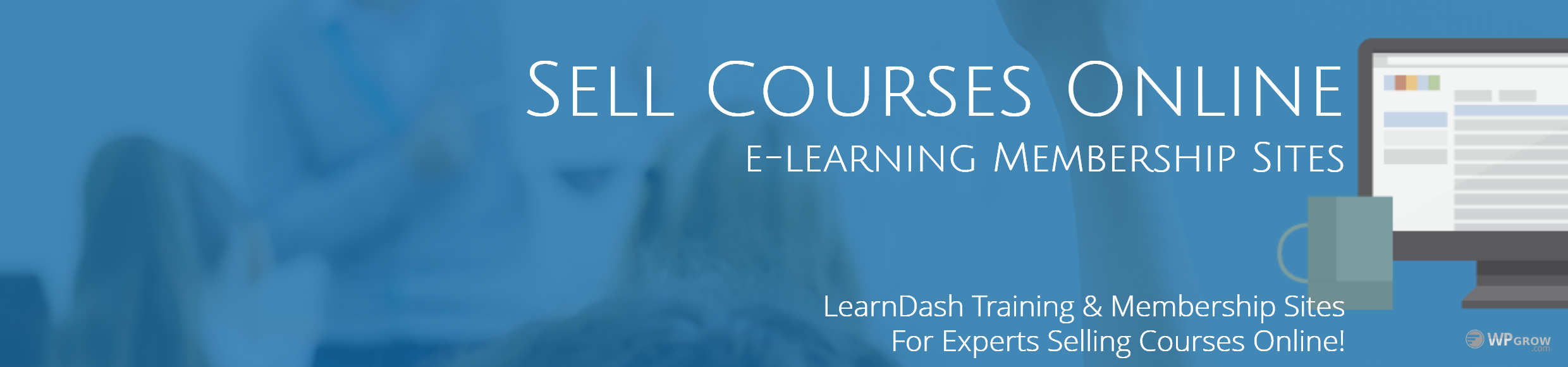 sell course memberships