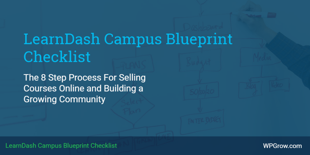 LearnDassh Campus Blueprint Checklist
