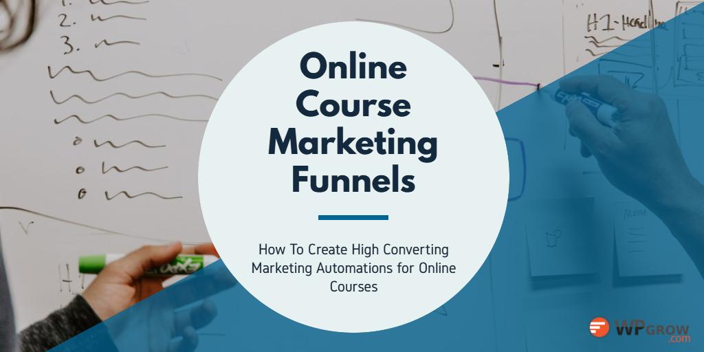 TP Online Course Marketing Funnels