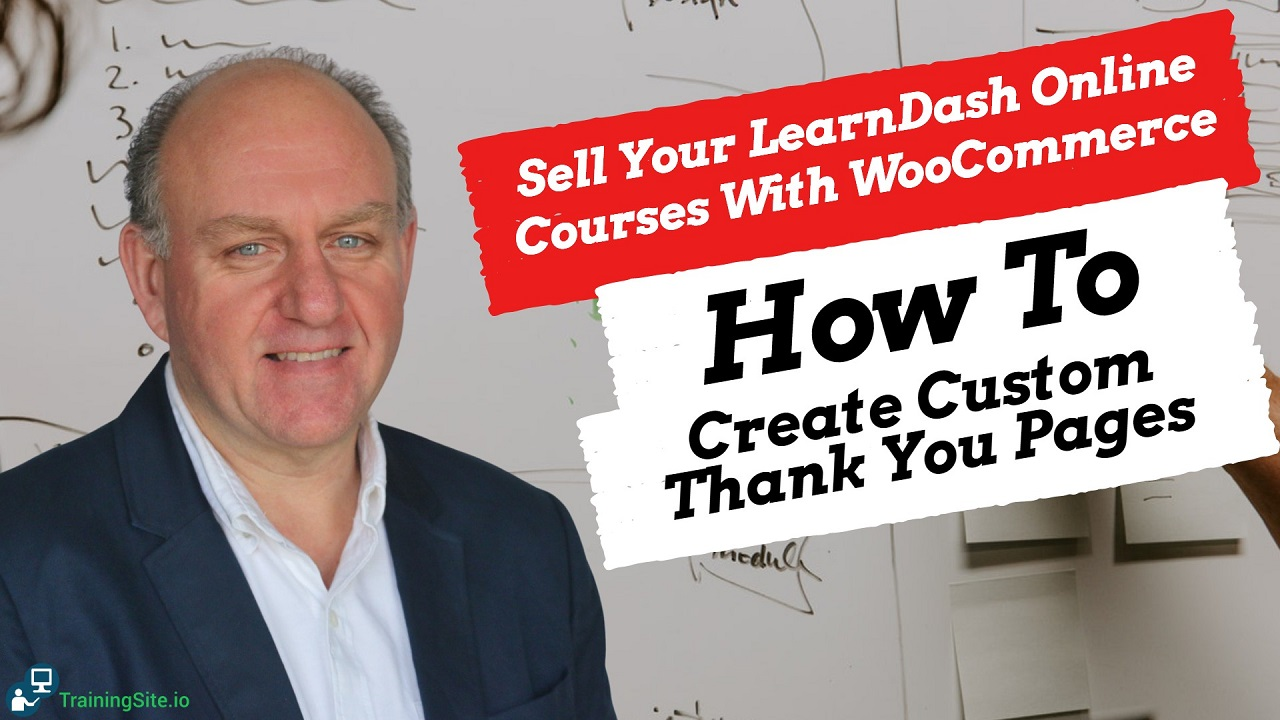 Sell online courses with woocommerce